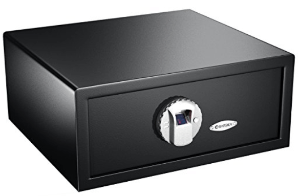 AX11224 Biometric Safe